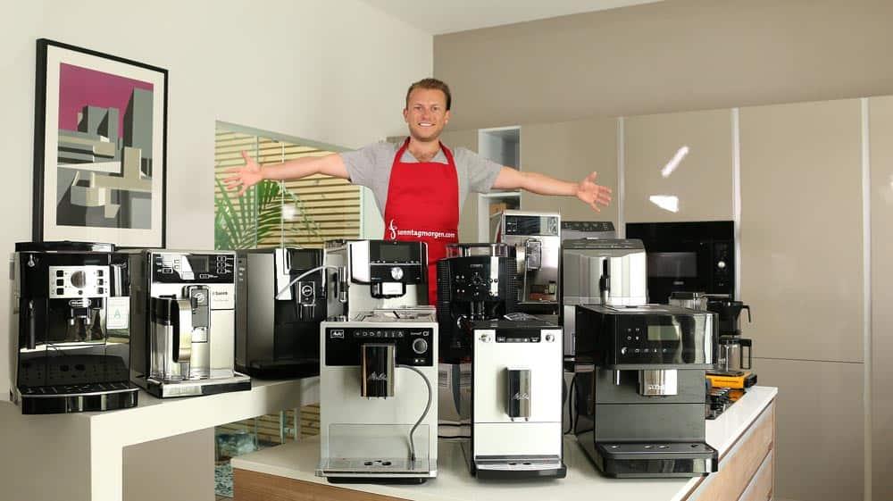 Kaffeevollautomat-Test 2021: Per Knopfdruck zum vollendeten Kaffeegenuss?