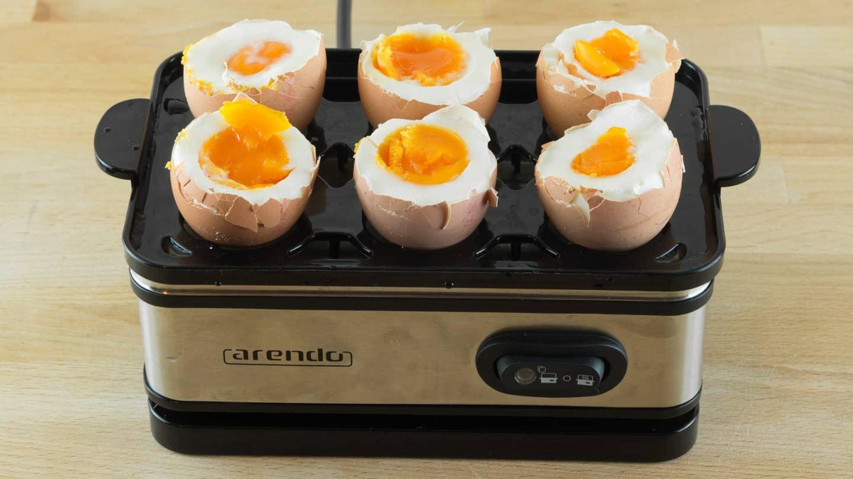 arendo eierkocher 6 eier