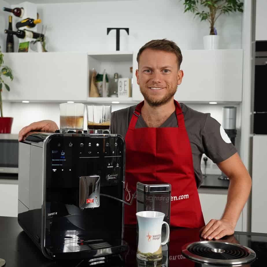 Melitta Caffeo Barista - Vollansich