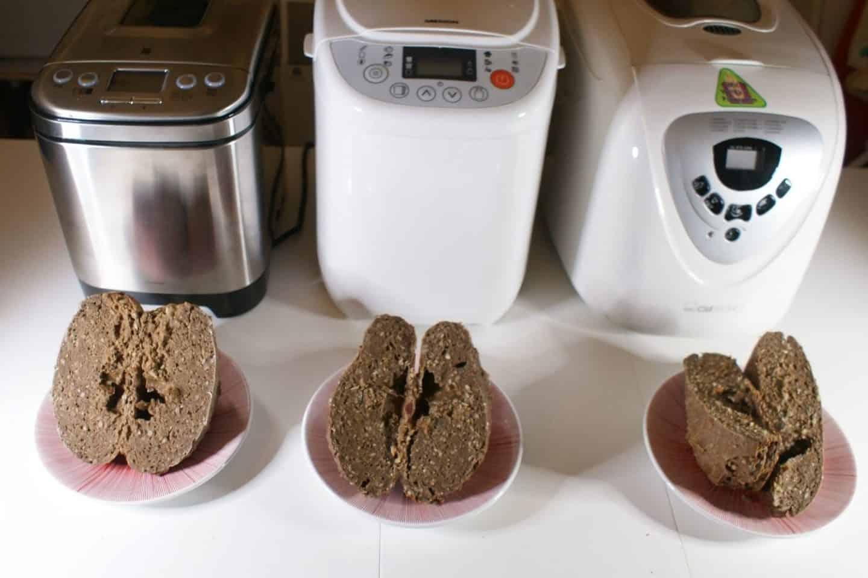 Brotbackautomat-Test 2021: Kleine Bäcker für Ihre Küche