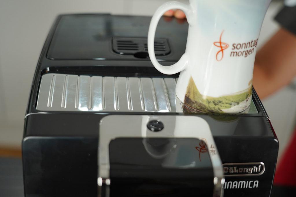 DeLonghi Dinamica Wärmeplatte