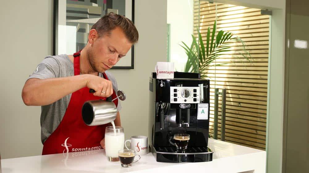 DeLonghi ECAM 22.110.B Kaffeevollautomat in der Gesamtübersicht