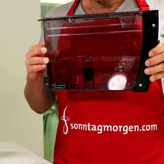 DeLonghi 22.110.B Wassertank
