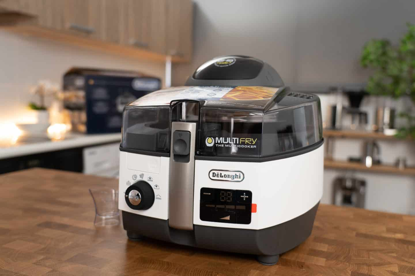 DeLonghi MultiFry Extra Chef FH1394/2 - Übersicht