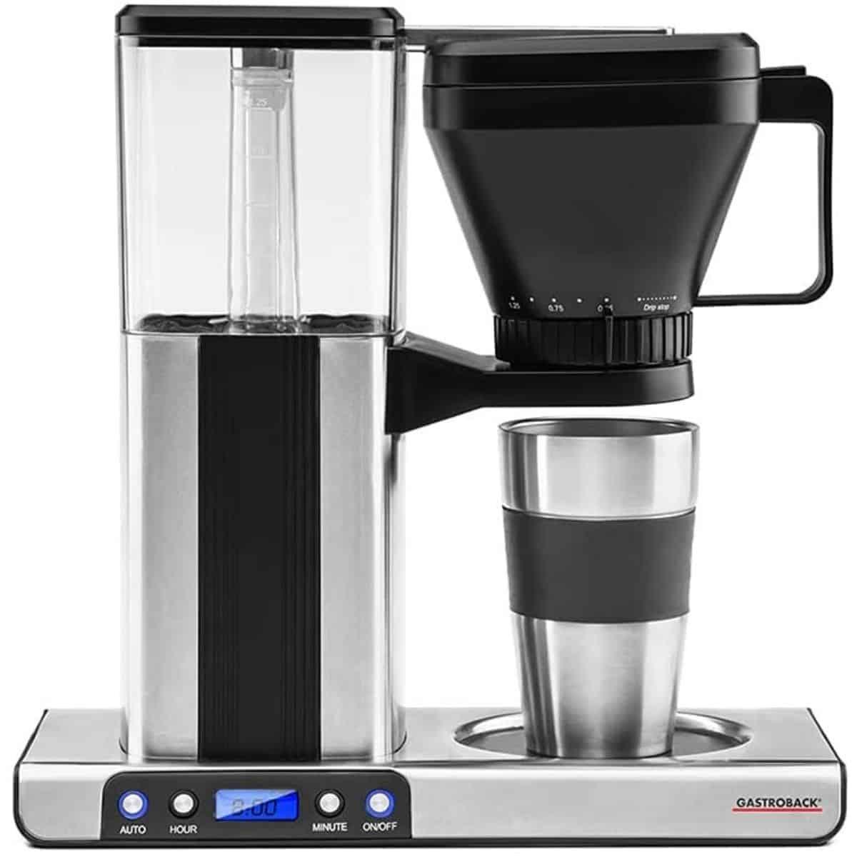 Gastroback Design Brew Advanced Filterkaffeemaschine 42706