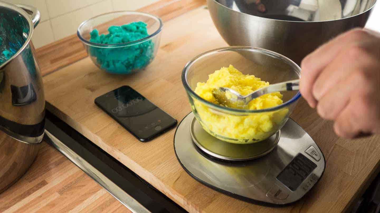 handmixer test kartoffelteig