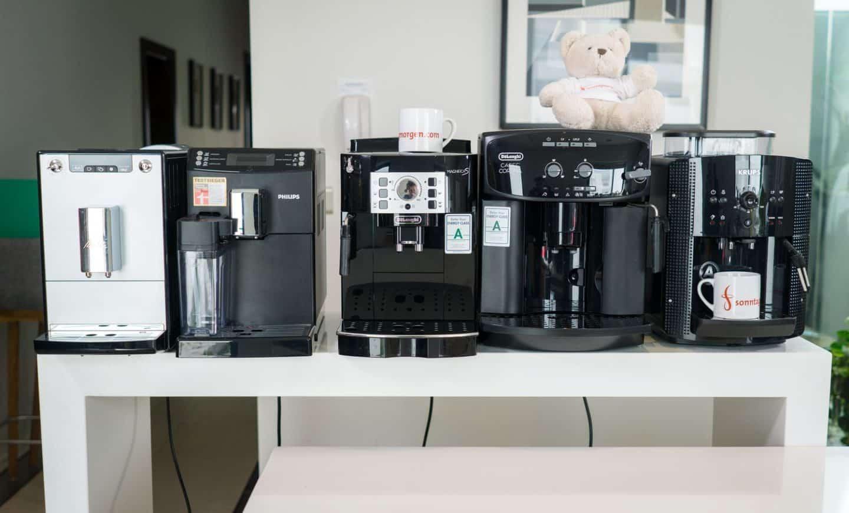 Kaffeevollautomaten leasen: Wie sinnvoll ist der Mietkauf auf Raten?
