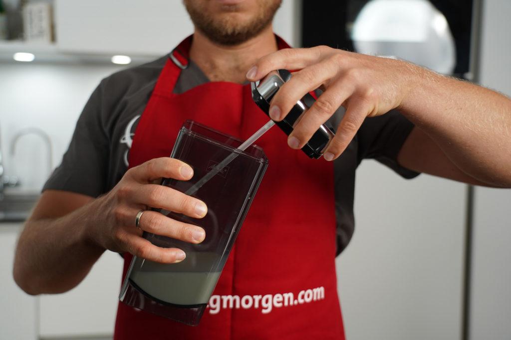 Melitta Caffeo Barista TS Smart - Milchbehälter