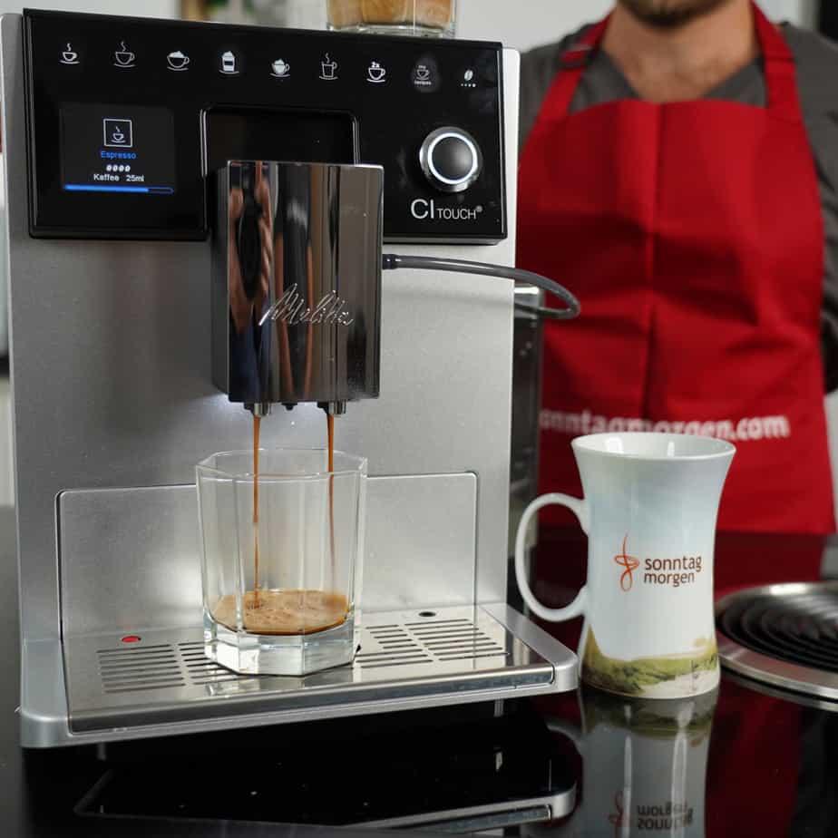 Melitta CI Touch - Espressobezug