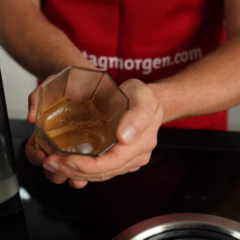 Melitta CI Touch - Espressobeurteilung