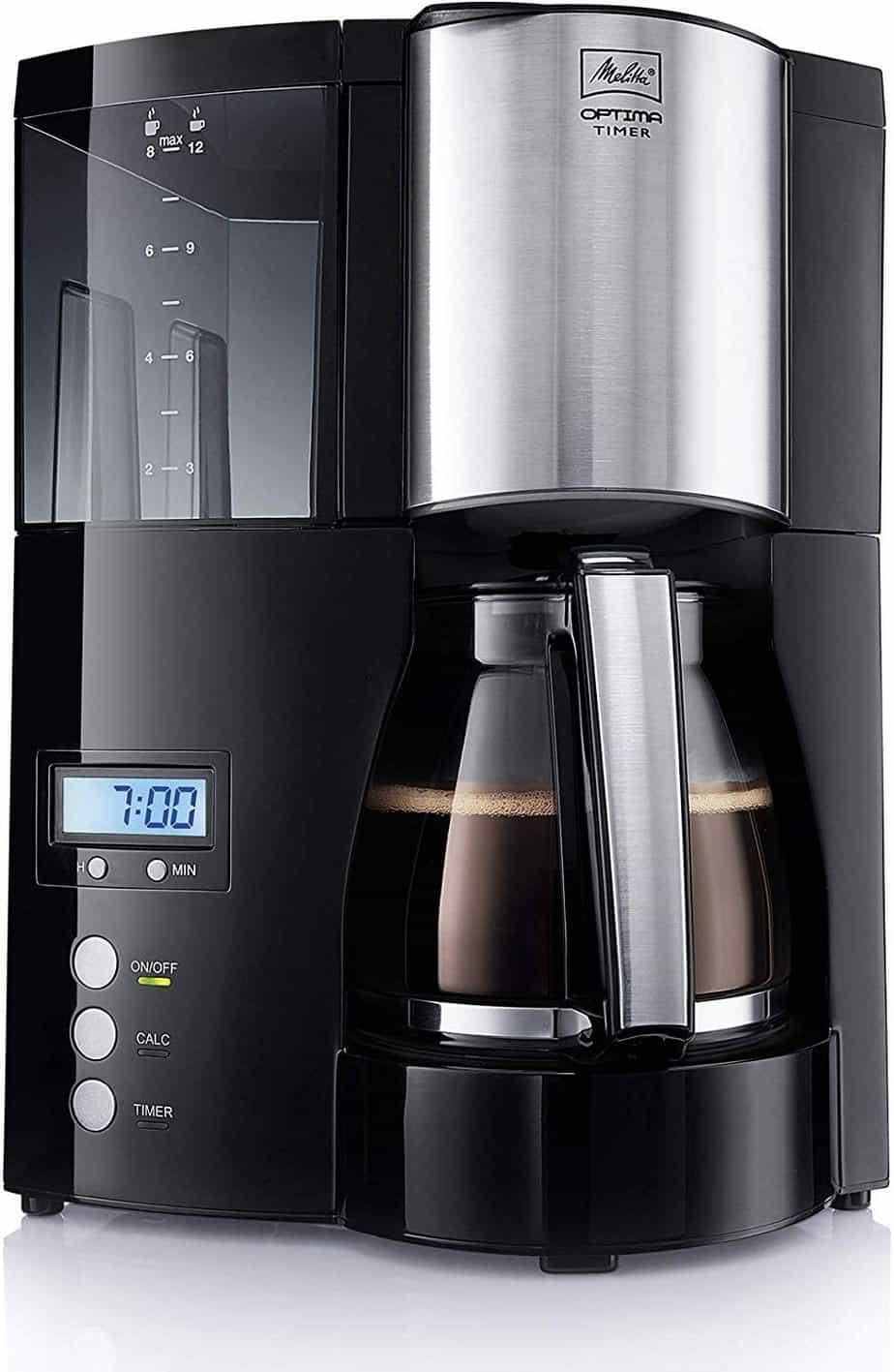 Melitta Optima Timer Filterkaffeemaschine