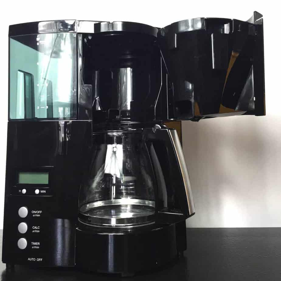 Melitta Optima Timer Kaffeemaschine