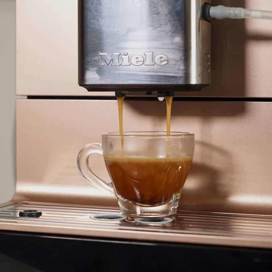 Miele CM 5500 - Espressobezug