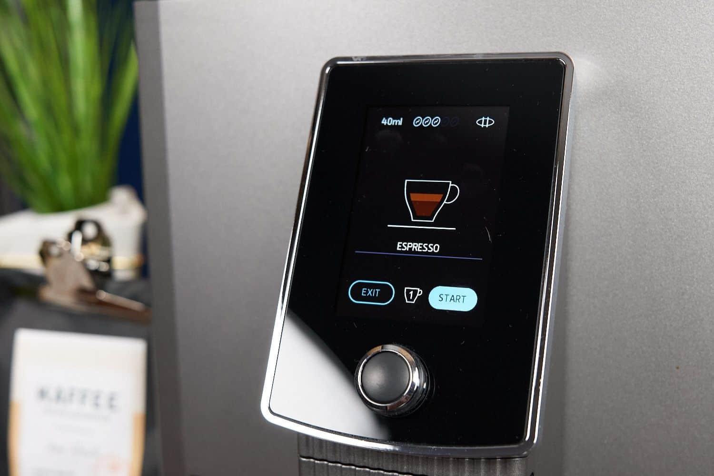Nivona NICR CafeRomantica 1040 Kaffeevollautomat Display