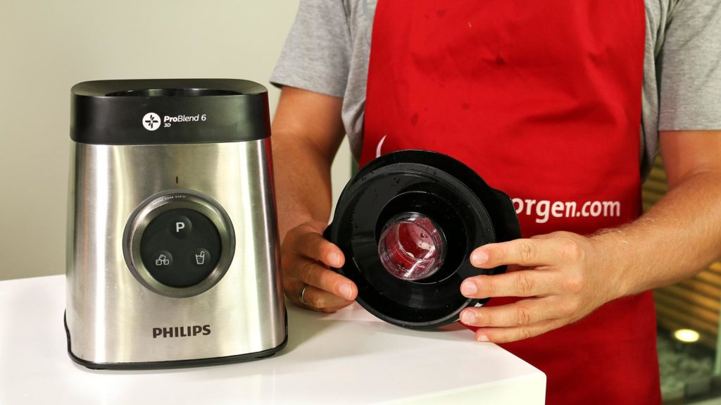 Philips Avance ProBlend 6 3D Deckel
