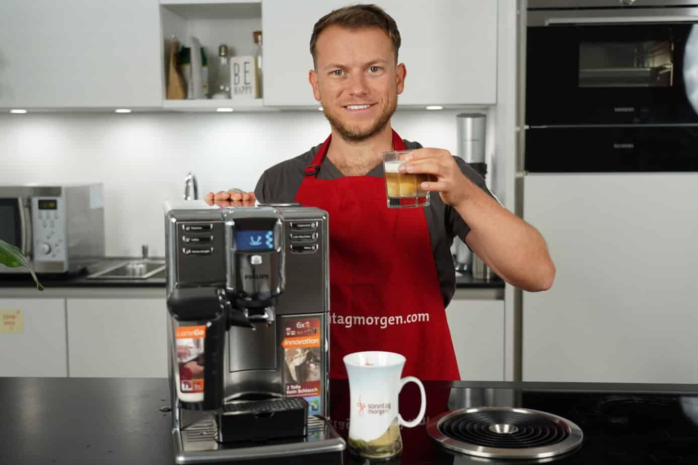 Philips Series 5000 LatteGo Test 2020: Eine Neubearbeitung, vor allem des Preises