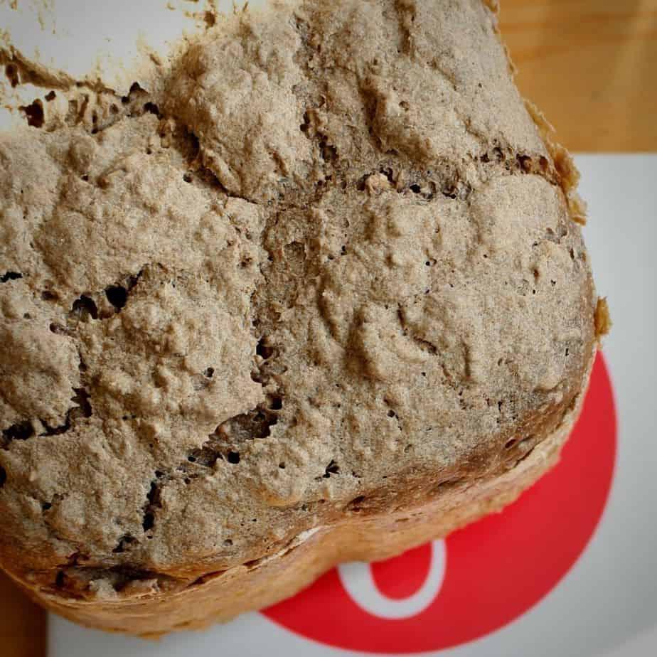 Rommelsbacher Brotbackautomat Brot Ergebnis