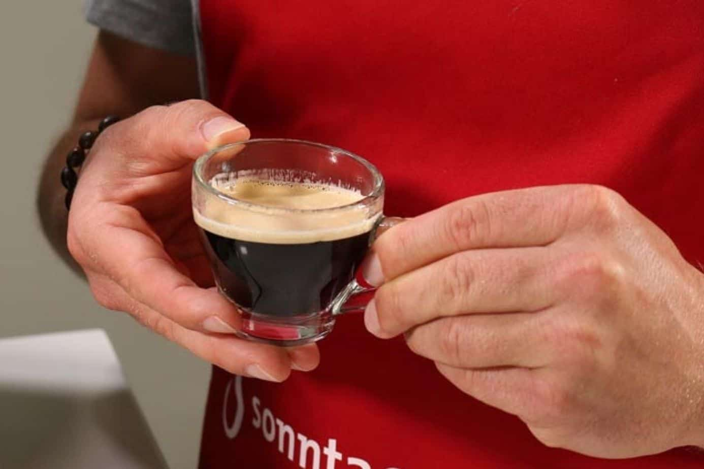 Saeco Picobaristo Espresso Geschmack