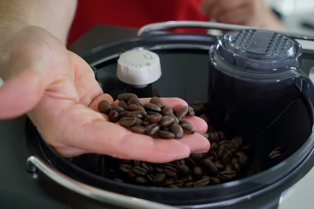 Saeco Xelsis Kaffeebohnen