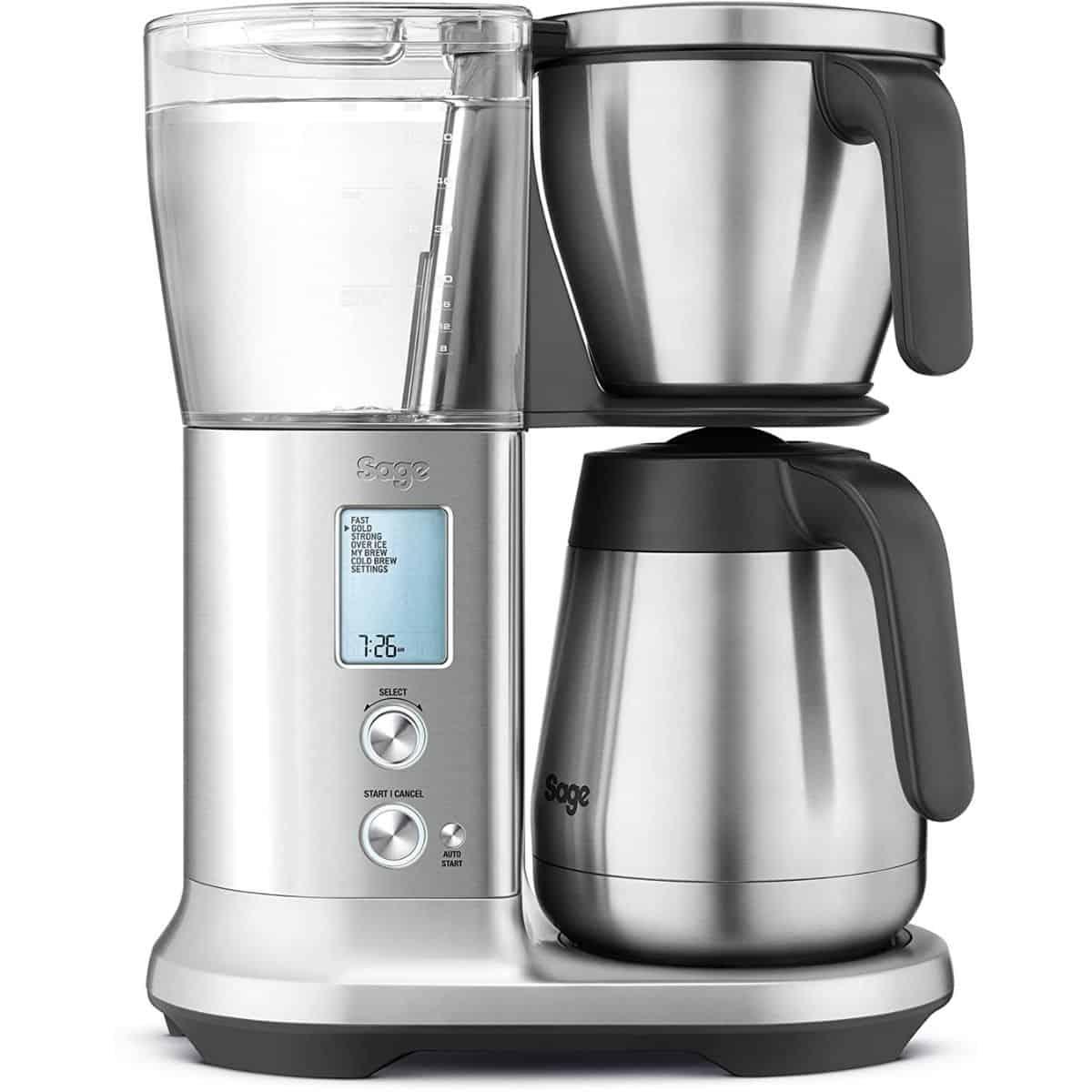 Sage Appliances SDC450 The Precision Brewer Thermal Kaffeemaschine