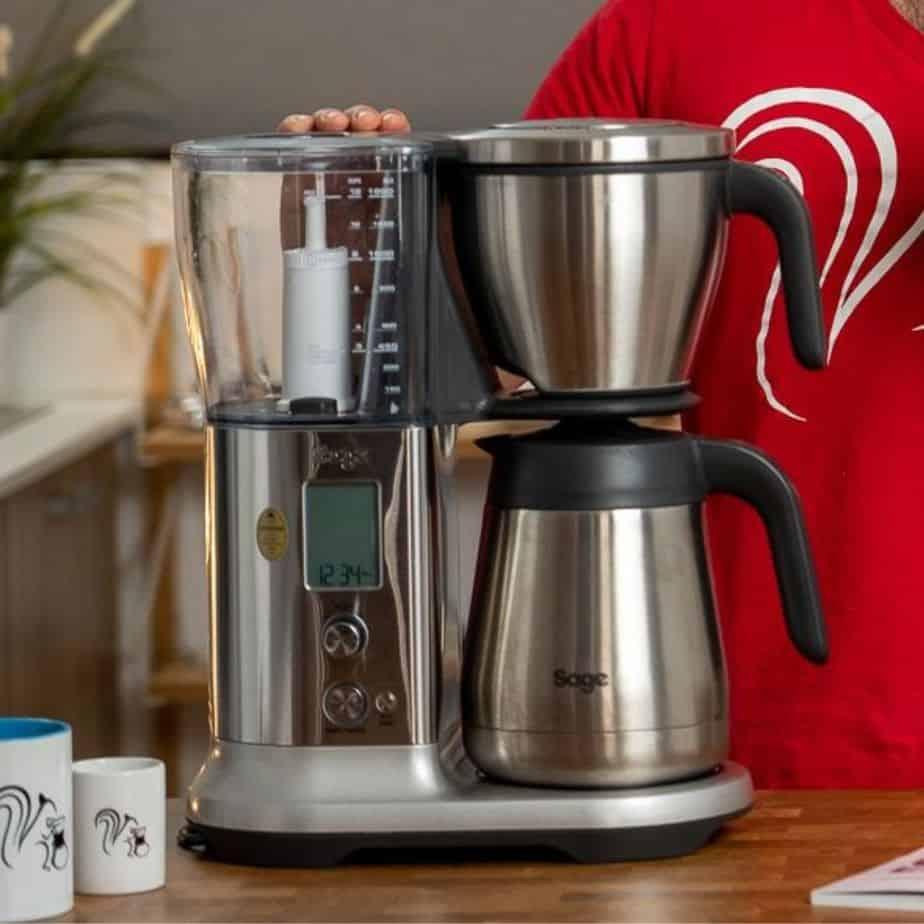 Sage the Precision Brewer Kaffeemaschine