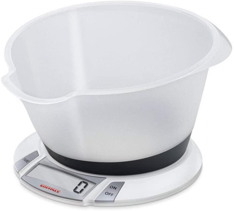 Soehnle 66111 Digitale Küchenwaage Olympia PLUS