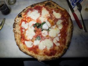 Gino Sorbillo Pizza Margherita Mozzarella Buffala