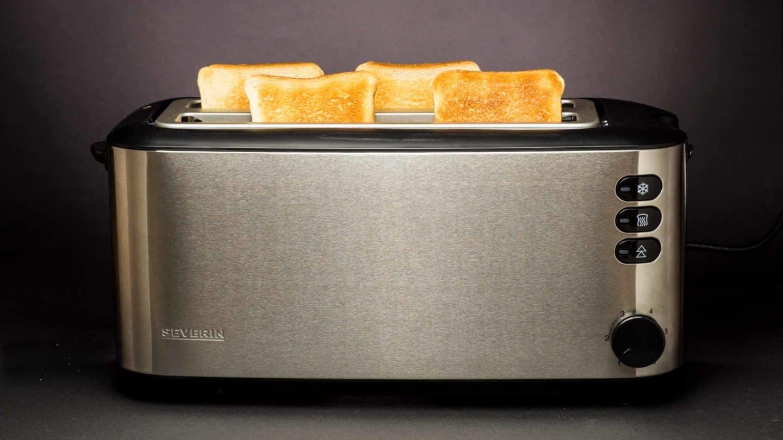 6 Toaster im Vergleich 2021: Unser Testbericht