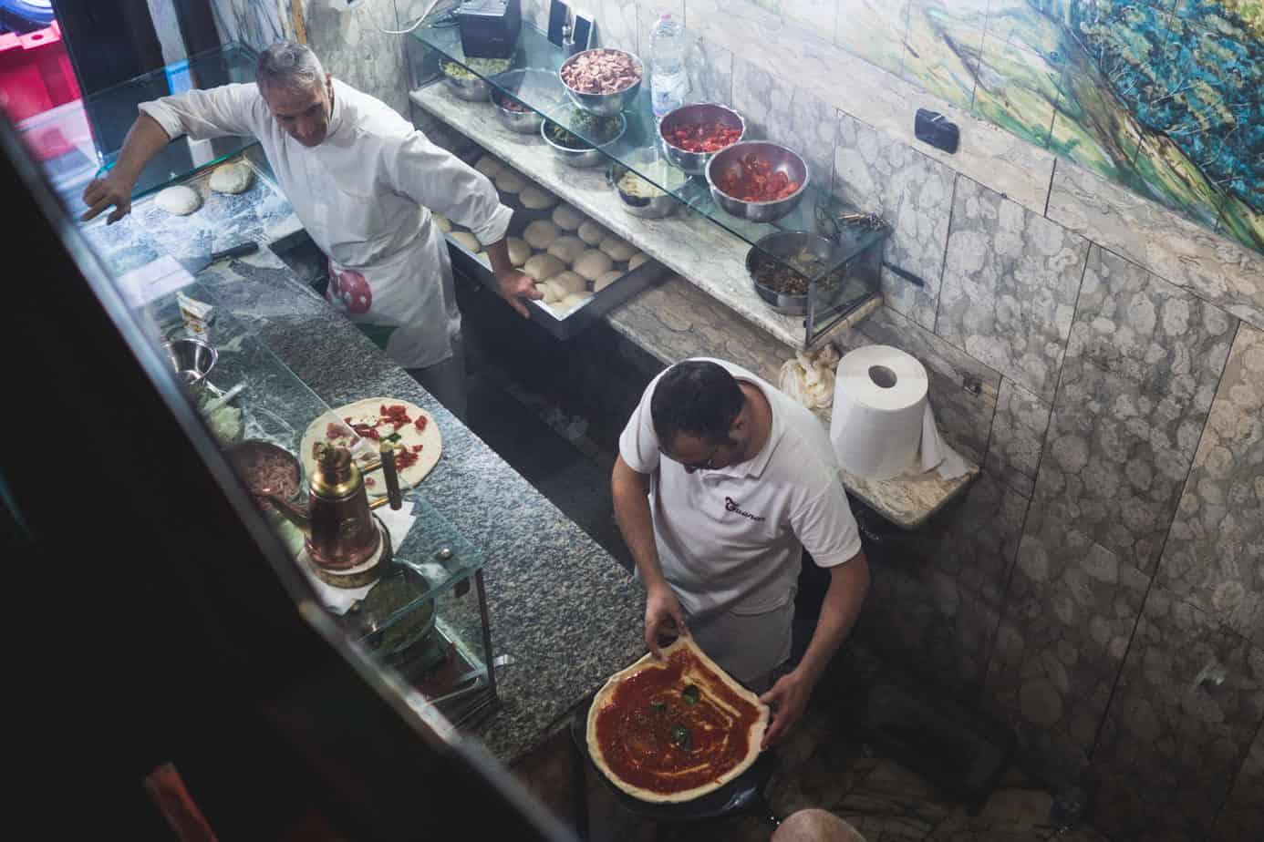 trianon da ciro küche