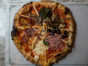 gran trianon pizza