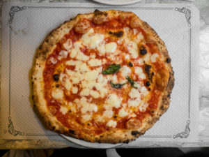 trianon pizza margherita