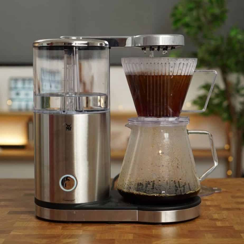 WMF Aroma Master Kaffee Fertig Uebersicht