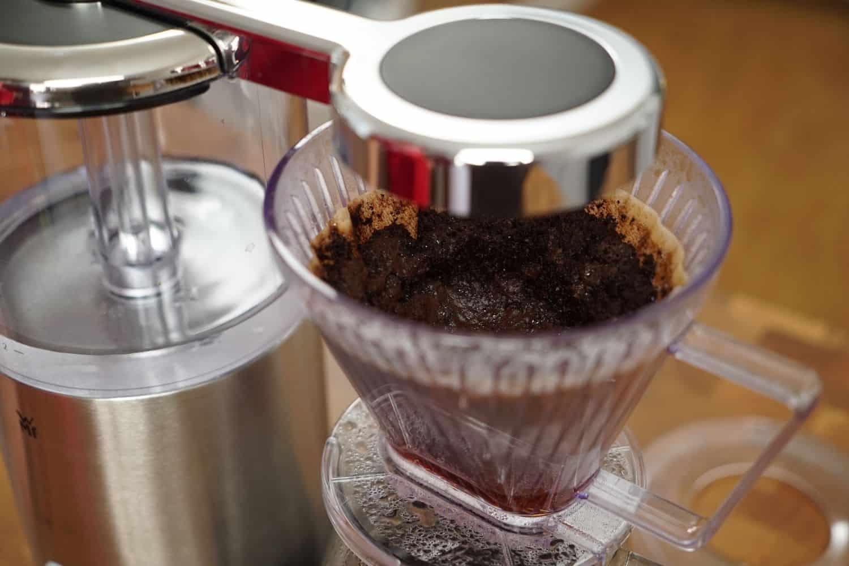 WMF AromaMaster Kaffeesatz