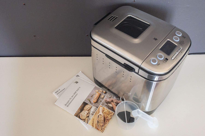 WMF Kult X Brotbackautomat von Oben